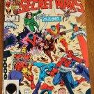 Marvel Comics Secret Wars #5 comic book, NM/M