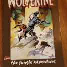 Marvel Comics - Wolverine: Jungle Adventure graphic Novel comic book #1, NM/M