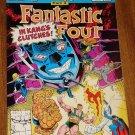 Marvel Comics - Fantastic Four (4) Annual #25 comic book, NM/M