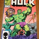 Marvel Comics - The Incredible Hulk #314 comic book