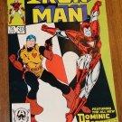 Marvel Comics - The Invincible Iron Man #213 comic book