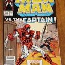 Marvel Comics - The Invincible Iron Man #228 comic book