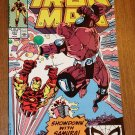 Marvel Comics - The Invincible Iron Man #257 comic book