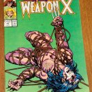 Marvel Comics Presents Wolverine as Weapon X #75 comic book NM/M