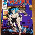 Marvel Comics Presents Wolverine as Weapon X #80 comic book NM/M