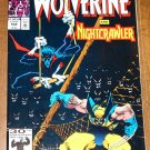 Marvel Comics Presents Wolverine & Nightcrawler & Ghost Rider #102 comic book NM/M