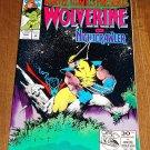 Marvel Comics Presents Wolverine & Nightcrawler & Ghost Rider & Dr. Strange #104 comic book NM/M