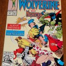 Marvel Comics Presents Wolverine & Nightcrawler & Ghost Rider & Werewolf #107 comic book NM/M