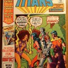 DC Comics New Teen Titans #16 comic book