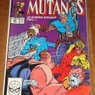 The New Mutants #89 comic book, Marvel Comics, Rob Liefeld
