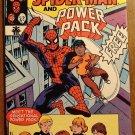 Marvel Comics - Spider-Man (spiderman) & Power Pack PSA comic book