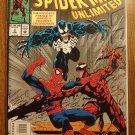 Marvel Comics - Spider-Man (spiderman) Unlimited #2 comic book