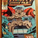 Marvel Comics - Stryfe's Strike File #1 comic book