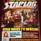 Starlog magazine #19 1979 Star Wars on TV, Leonard Nimoy Body Snatchers Battlestar Galactica Athena