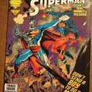 DC Comics - Adventures of Superman #503 comic book