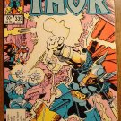 Marvel Comics - The Mighty Thor #339 comic book