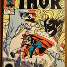 Marvel Comics - The Mighty Thor #345 comic book