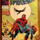 Marvel Comics - Web of Spider-Man #45 comic book, spiderman