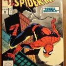 Marvel Comics - Web of Spider-Man #49 comic book, spiderman