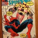 Marvel Comics - Web of Spider-Man #83 comic book, spiderman