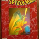 Marvel Comics - Web of Spider-Man #90 comic book, spiderman Hologram cover (2nd printing)