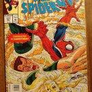 Marvel Comics - Web of Spider-Man #107 comic book, spiderman