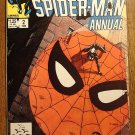 Marvel Comics - Web of Spider-Man Annual #2 comic book, spiderman