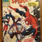Marvel Comics - Web of Spider-Man Annual #9 comic book, spiderman