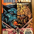 Marvel Comics - What if? #37 comic book, Thing & Beast mutated & Silver Surfer lost his car keys?