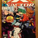 Marvel Comics - X-Factor #72 comic book, NM/M