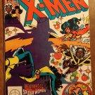 Uncanny X-Men comic book #148 Marvel comics