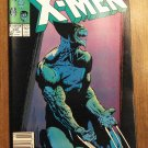 Uncanny X-Men comic book #234 Marvel comics