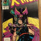 Uncanny X-Men comic book #257 Marvel comics