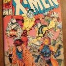 X-Men #1 regular version (Colossus, Gambit, Psylocke, Rogue) comic book Marvel comics