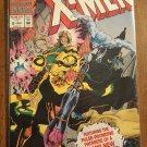 X-Men Annual #2 comic book Marvel comics