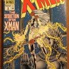 X-Men Annual #3 comic book Marvel comics