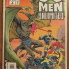 X-Men Unlimited #6 comic book Marvel comics
