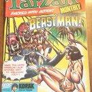 Tarzan Monthly (no #) comic book magazine, British reprints of American comics 1979, w/ Korak