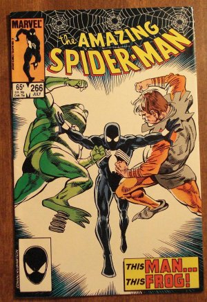 Amazing Spider-Man #266 (Spiderman) comic book - Marvel Comics