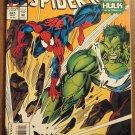 Amazing Spider-Man #381 (Spiderman) comic book - Marvel Comics - w/ The Hulk!