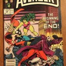 The Avengers #296 comic book - Marvel Comics