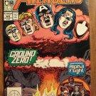 The Avengers #323 comic book - Marvel Comics