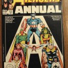 The Avengers Annual #12 comic book - Marvel Comics