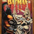 Batman #502 comic book - DC Comics