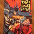 Batman: Two 2 Face Strikes Twice! Book #2 Part #2 comic book - DC Comics