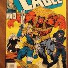 Cable #4 1993 series comic book - Marvel Comics