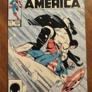 Captain America #322 comic book - Marvel Comics