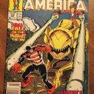 Captain America #339 comic book - Marvel Comics