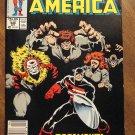 Captain America #340 comic book - Marvel Comics