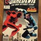 Daredevil #257 comic book - Marvel Comics - vs. The Punisher!